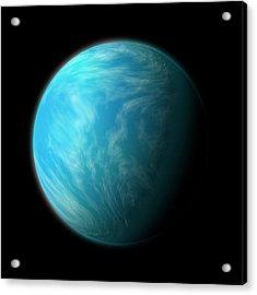 Kepler 22b Acrylic Print