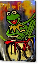Kermit The Frog  Acrylic Print