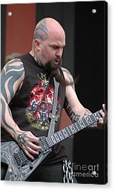 Kerry King From Slayer Acrylic Print