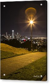 Kerry Park Seattle Acrylic Print