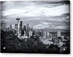 Kerry Park Acrylic Print by Tanya Harrison