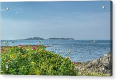 Acrylic Print featuring the photograph Kettle Cove by Jane Luxton