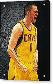 Kevin Love  Acrylic Print