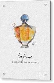 Key To Our Memories Acrylic Print