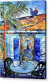 Key West Still Life Acrylic Print