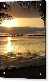 Key West Sunrise Acrylic Print