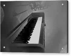 Keys 2 Acrylic Print by Frederico Borges