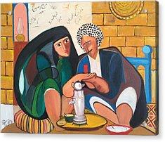 Khadri El Chai Khadri  Acrylic Print