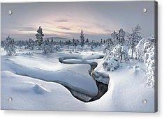 Kiilopa?a? - Lapland Acrylic Print