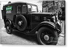 Kilbeggan Distillery's Old Car Acrylic Print