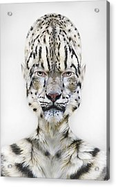Kill Me For Sport Acrylic Print by Yosi Cupano