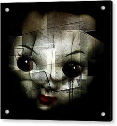 Kill The Clown Acrylic Print by Johan Lilja