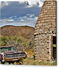 Acrylic Print featuring the photograph Kiln Sale by Lee Craig