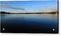 Kimberling City Bridge Acrylic Print