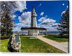 Kimberly Point Lighthouse Acrylic Print