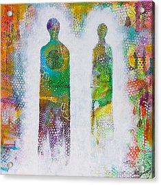 Kindred Spirits Acrylic Print