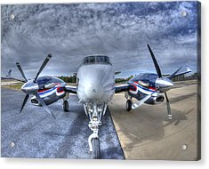 King Air C90 Acrylic Print