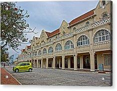 King Edward Hotel In Port Elizabeth-south Africa Acrylic Print