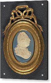 King George IIi Geo Acrylic Print by Litz Collection