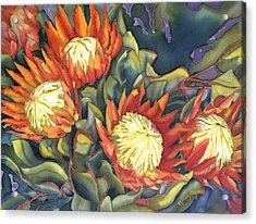 King Protea Acrylic Print