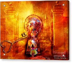Kingdom Of Heaven Acrylic Print