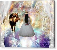 Kingdom Seer  Acrylic Print