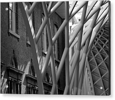 King's Cross Concourse Acrylic Print