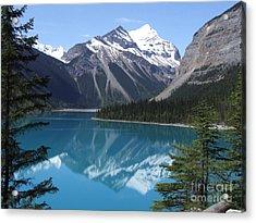 Kinney Lake - Canada Acrylic Print