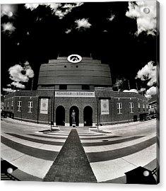 Kinnick Stadium Acrylic Print
