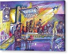 Kitchen Dwellers  Acrylic Print