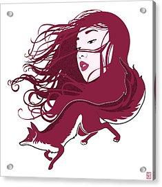Kitsune Acrylic Print