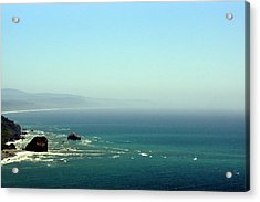 Acrylic Print featuring the photograph Klamath River Outlet by Thomas Bomstad