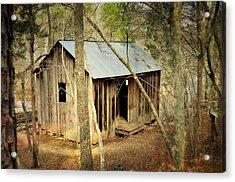 Klepzig Mill 33 Acrylic Print by Marty Koch