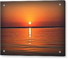Acrylic Print featuring the photograph Known Serenity by Joetta Beauford