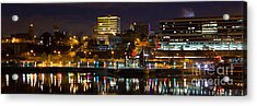 Knoxville Waterfront Acrylic Print by Douglas Stucky
