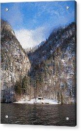 Koenigsee Acrylic Print
