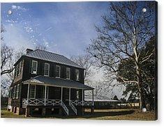 Koger House Acrylic Print by Steven  Taylor