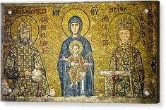 Komnenos Mosaic Acrylic Print