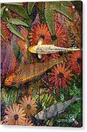 Kona Kurry Acrylic Print by Christopher Beikmann