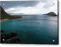 Kona Winds Acrylic Print by Kevin Smith