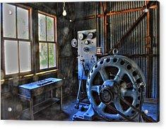 Koreshan State Park Generator 2 Acrylic Print
