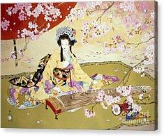 Kotono Acrylic Print