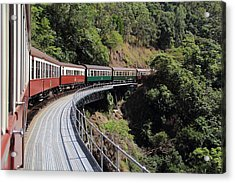 Kuranda Train Acrylic Print
