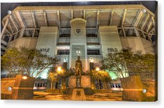 Kyle Field Acrylic Print by David Morefield