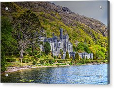 Kylemore Abbey Acrylic Print by Juergen Klust