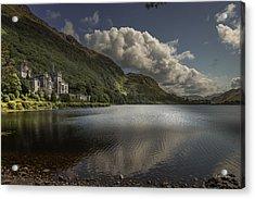 Kylemore Abbey--- Ireland Acrylic Print by Tim Bryan