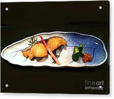 Acrylic Print featuring the photograph Kyoto Style by Carol Sweetwood