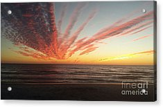 Kyra's Sunset Acrylic Print