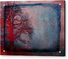 L Arbre De Vie - S11-06a Acrylic Print by Variance Collections