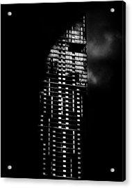 L Tower Toronto Canada Acrylic Print